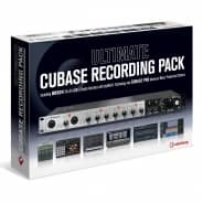 Steinberg Cubase 11 + UR824 8in 8out USB Interface - Ultimate Recording Pack