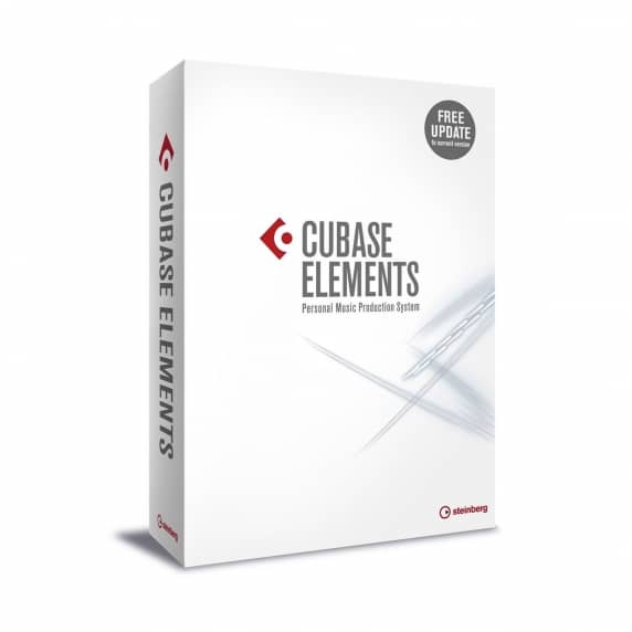 Steinberg Cubase 9.5 Elements Music Production Software - Education