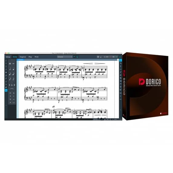Steinberg Dorico V1.1 Scoring Software