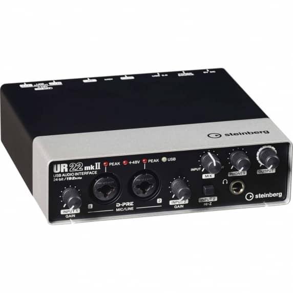 Steinberg UR22 MKII USB Audio Interface - B-STOCK