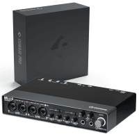 Steinberg UR44C USB-C Audio Interface & Cubase PRO 11 Bundle