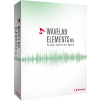 Steinberg WaveLab Elements 9.5 - Educational Version