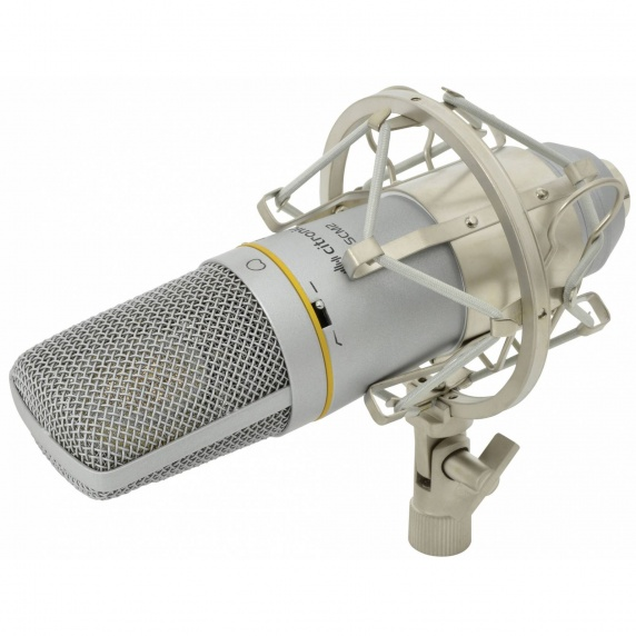 Studio Condenser Microphone - Citronic SCM2