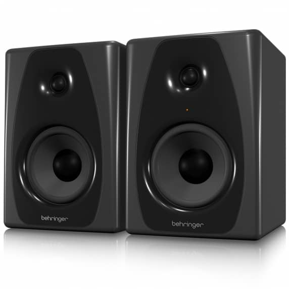 Studio50USB Reference Studio Monitor Speakers