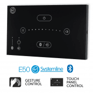 Systemline E50 Bluetooth Music System - Black (Amplifier Only)