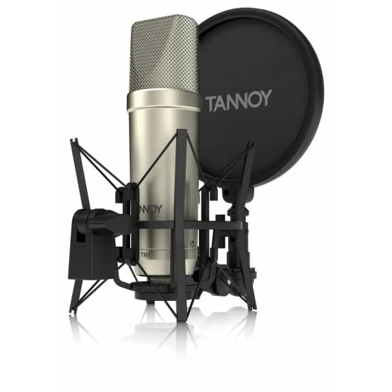 Tannoy TM1 Microphone - Complete Recording Package