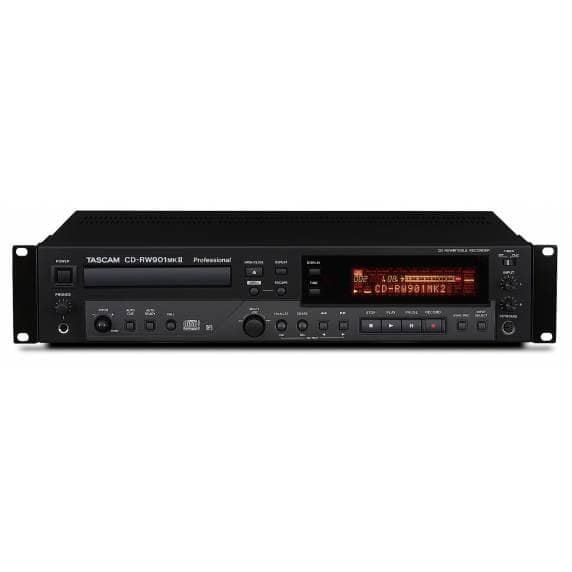 Tascam CD-RW901MKII CD Recorder