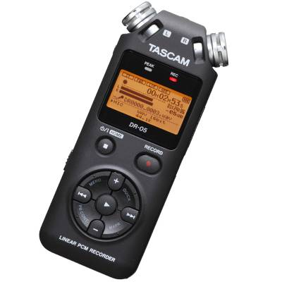 Tascam Recorder Dr 05 : tascam dr 05 portable handheld recorder b stock tascam from inta audio uk ~ Vivirlamusica.com Haus und Dekorationen