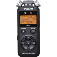 Tascam DR05 V2 2016 Version - Now includes 4Gb SD Card - B Stock