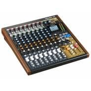 Tascam Model 12 10-Channel Analogue Mixer w/ Digital Recorder