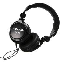 Tascam TH-02 Stereo Headphones - B Stock