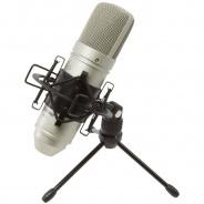Tascam TM-80 Cardioid Condenser Microphone