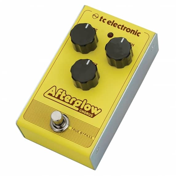 TC Electronic Afterglow Chorus Guitar Pedal - B Stock