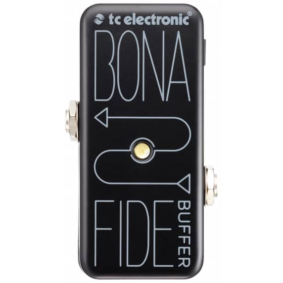 TC Electronic Bonafide Buffer - Ultra Compact Analogue Effects Pedal