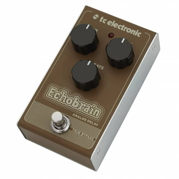TC Electronic Echobrain Analog Delay Guitar Pedal