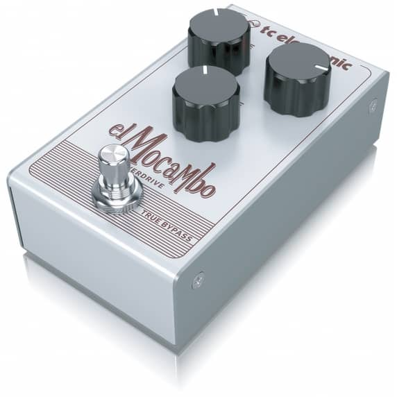 TC Electronic El Mocambo – Overdrive Pedal