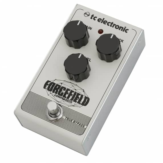 TC Electronic Forcefield Compressor Guitar Pedal