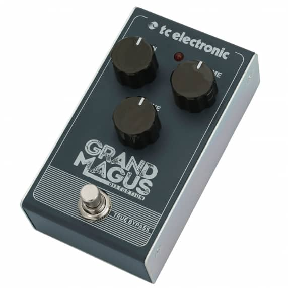 TC Electronic Grand Magus Distortion Guitar Pedal