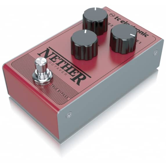 TC Electronic Nether – Octaver Pedal