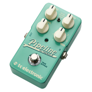TC Electronic Pipeline – Tap Tremolo Guitar Pedal