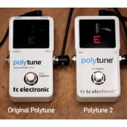 TC Electronic PolyTune 2 - Polyphonic Guitar Tuner