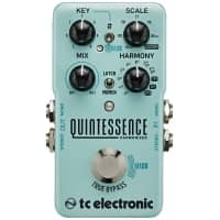 TC Electronic Quintessence – Dual-Voice Intelligent Harmonizer Pedal - B Stock