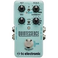 TC Electronic Quintessence – Dual-Voice Intelligent Harmonizer Pedal - B Stock