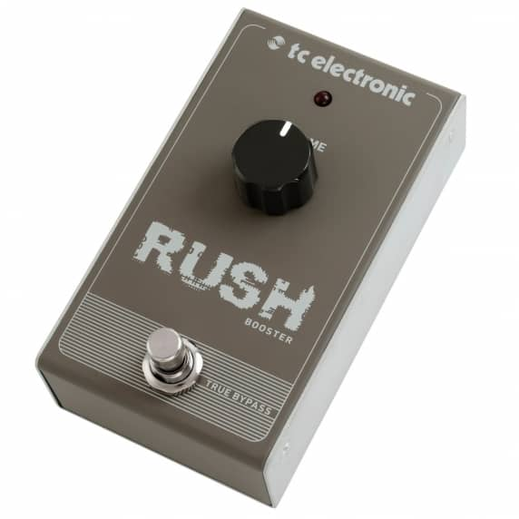 TC Electronic Rush Booster Guitar Pedal
