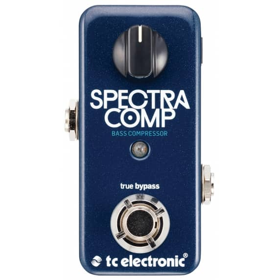TC Electronic SpectraComp Bass Compressor Guitar Pedal