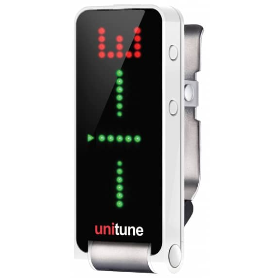 TC Electronic UniTune Clip - Clip on Guitar Tuner