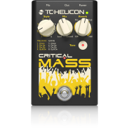 TC Helicon Critical Mass - Large Group Vocal Effects Pedal