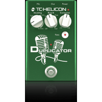 TC-Helicon TC Helicon Duplicator Stompbox - B Stock