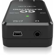TC HELICON GO GUITAR PRO Interface For Mobile Devices