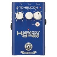 TC-Helicon Harmony Singer Vocal Effects Pedal
