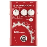 TC-Helicon Voicetone Mic Mechanic Pedal