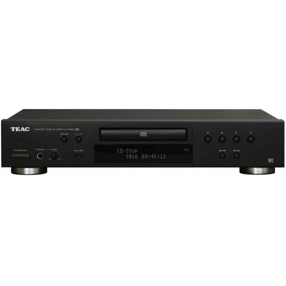 Teac CD-P650 CD Player with USB Recording