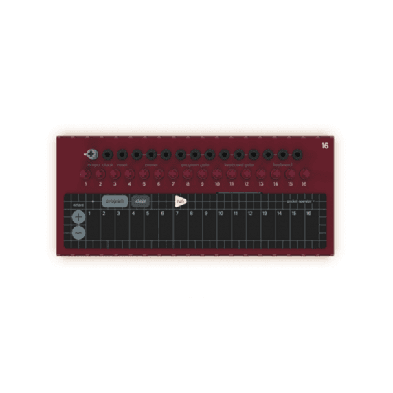 Teenage Engineering 16 Step Sequencer Keyboard