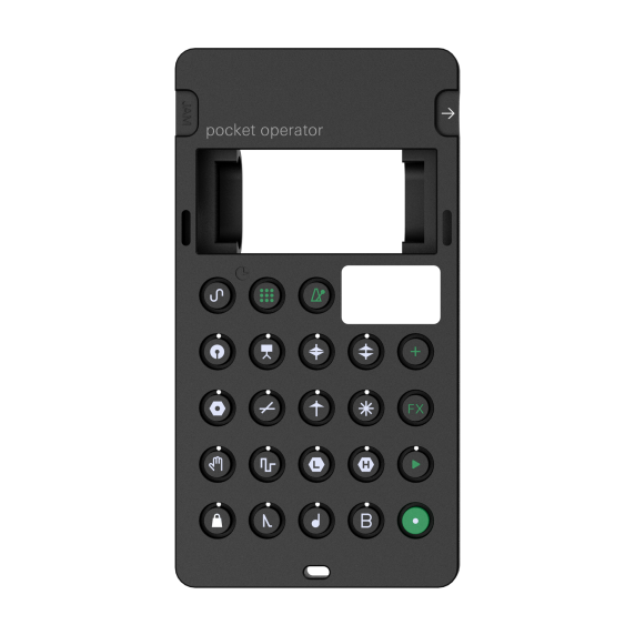 Teenage Engineering CA-12 Pro Silicone Case (for PO-12)
