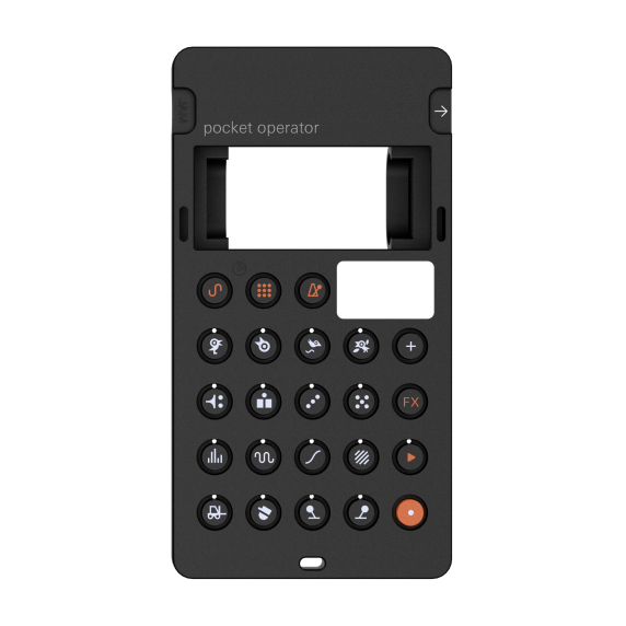 Teenage Engineering CA-16 Pro Silicone Case (for PO-16)