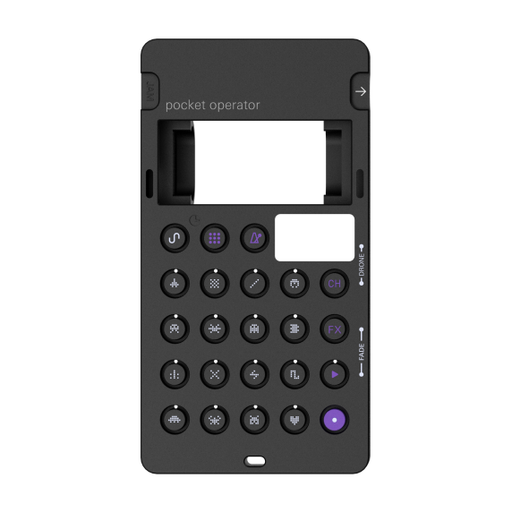 Teenage Engineering CA-20 Pro Silicone Case (for PO-20)