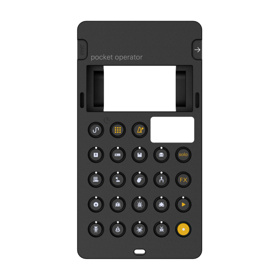 Teenage Engineering CA-24 Pro Silicone Case (for PO-24)