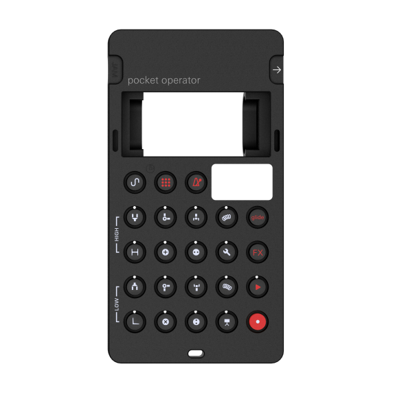 Teenage Engineering CA-28 Pro Silicone Case (for PO-28)