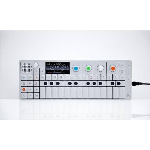 Teenage Engineering OP-1 – Portable Synthesiser