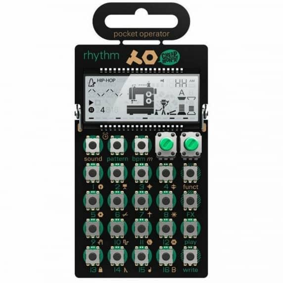 Teenage Engineering PO-12 – 'Rhythm' (Pocket Operator)