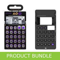Teenage Engineering PO-20 'Arcade' & Case Bundle