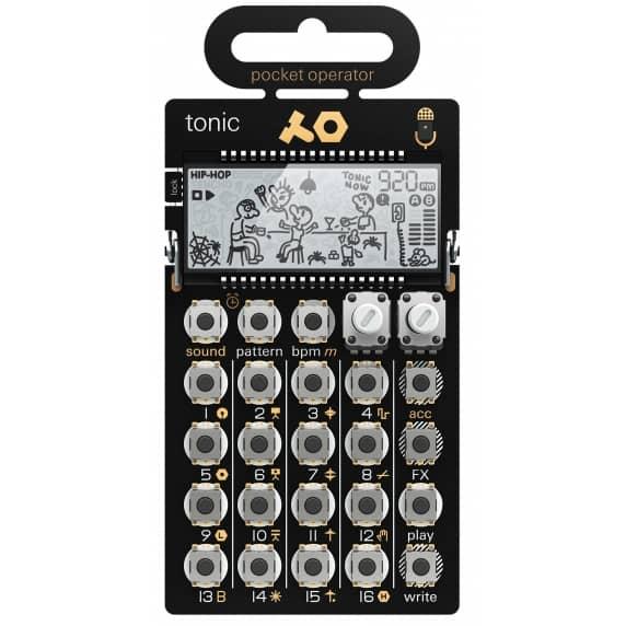 Teenage Engineering PO-32 – 'Tonic' (Pocket Operator)