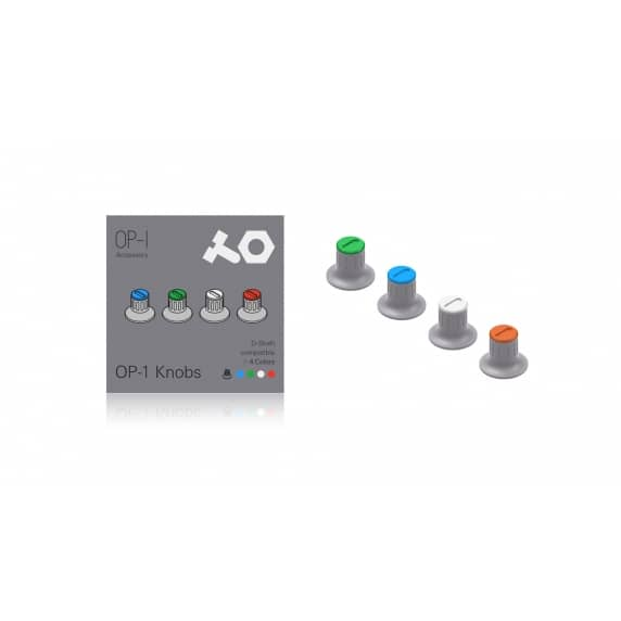 Teenage Engineering Replacement Knobs (for OP-1)