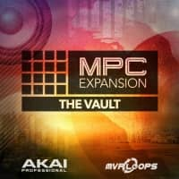 The Vault – Expansion for AKAI MPC (Serial Download)