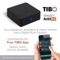 TIBO BOND WiFi Audio Receiver - Bluetooth Alternative