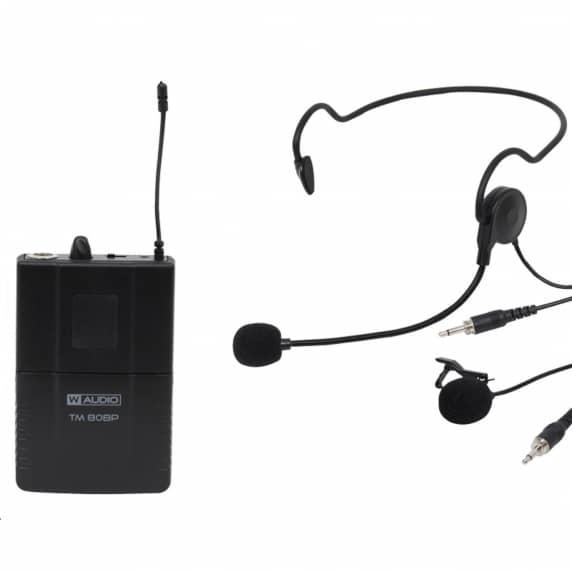 TM 80BP Add On Beltpack Kit (863.0Mhz)